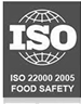 Certified by ISO 25000